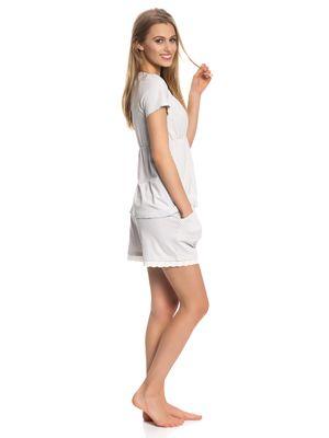 Vive Maria Sweet Lohas Short Pyjama creme allover – Bild 2