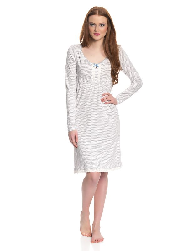 Vive Maria Sweet Lohas Nightdress creme allover – Bild 1