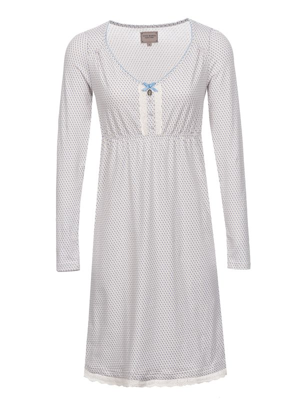 Vive Maria Sweet Lohas Nightdress creme allover – Bild 0