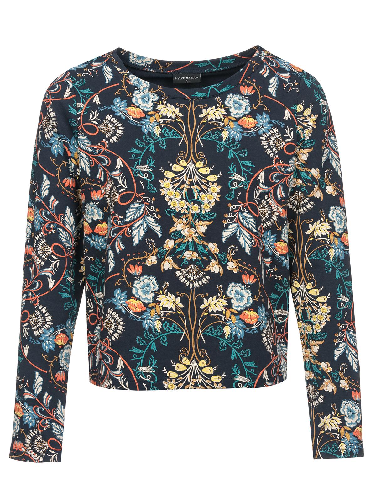 Details about Vive Maria Blooming Boheme Sweatshirt Shirt