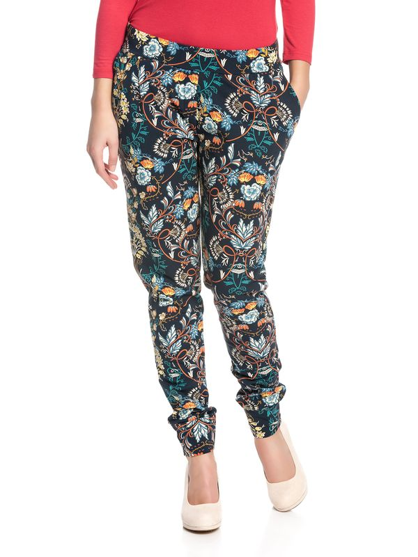 Vive Maria Blooming Boheme Pants black allover – Bild 1