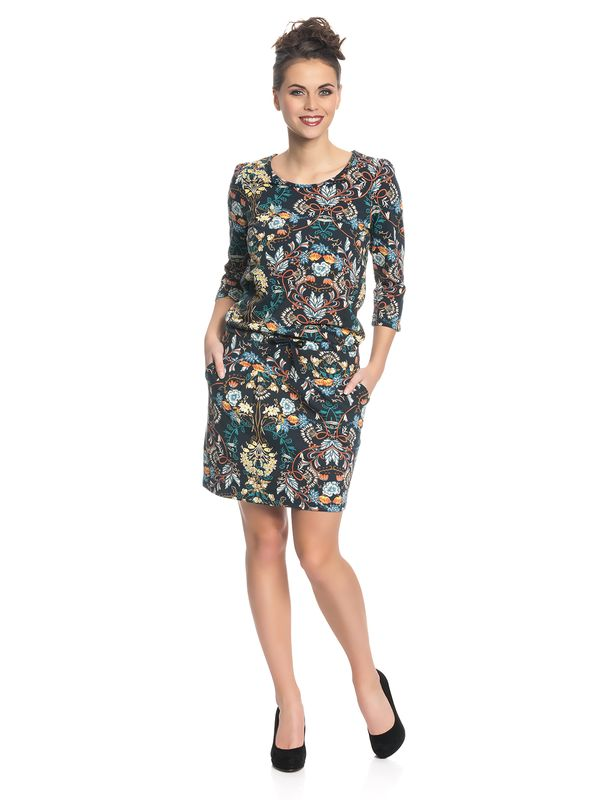 Vive Maria Blooming Boheme Dress black allover – Bild 1