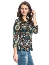 Vive Maria Hippy Boheme Shirt for Women Black Allover – Bild 2