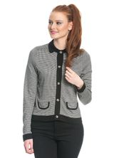 Vive Maria Piazza Jacket creme allover – Bild 1