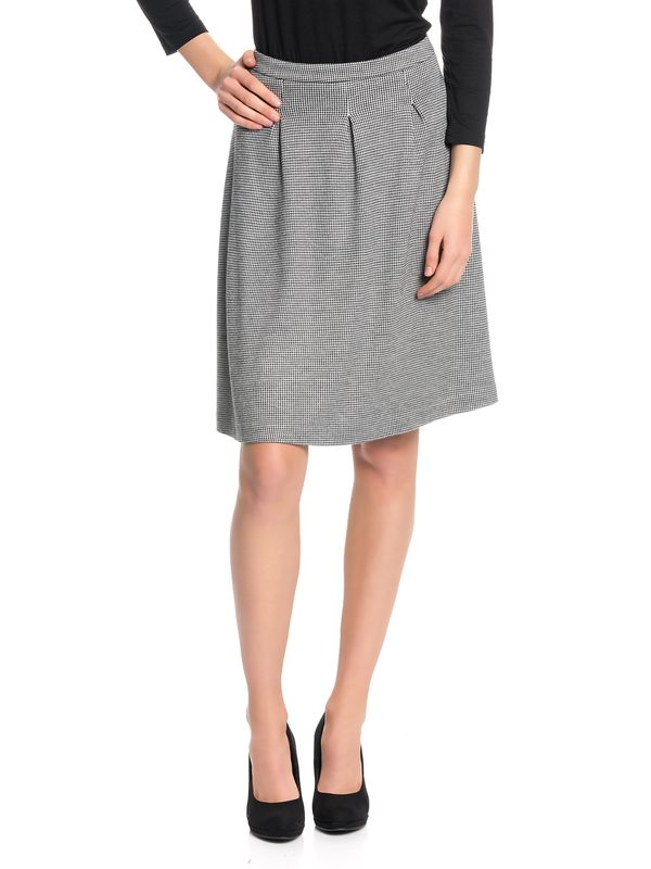 Vive Maria Piazza Skirt gray allover – Bild 1