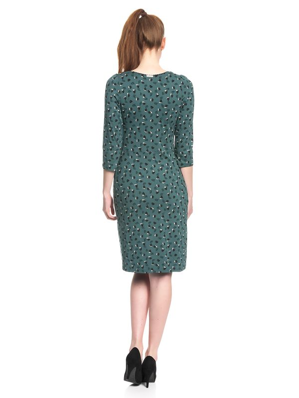 Vive Maria Swing Babe Dress for Women Green Allover – Bild 3