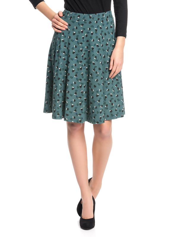 Vive Maria Swing Babe Skirt for Women Green Allover – Bild 1