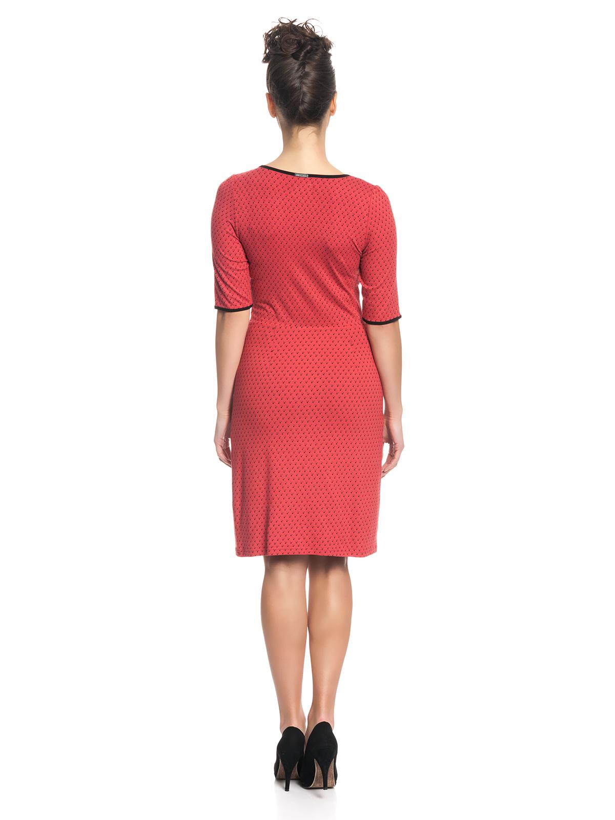 best service 7afed 07804 Vive Maria Lili Damen Kleid Rot Allover