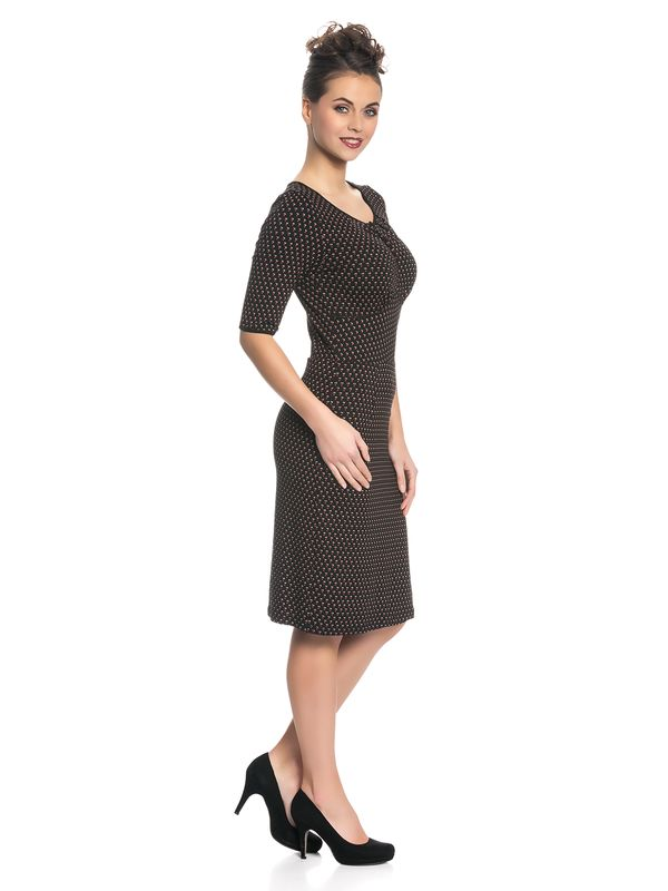 Vive Maria Lili Dress for Women Black – Bild 2