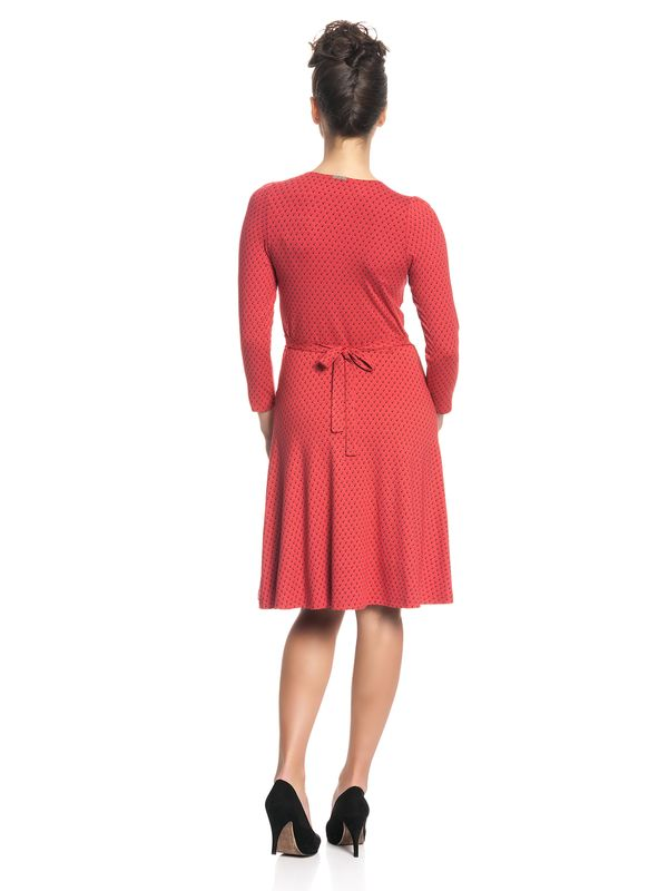 Vive Maria Lili Marleen Dress for Women Red Allover – Bild 4