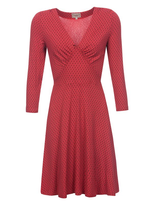Vive Maria Lili Marleen Dress for Women Red Allover – Bild 1