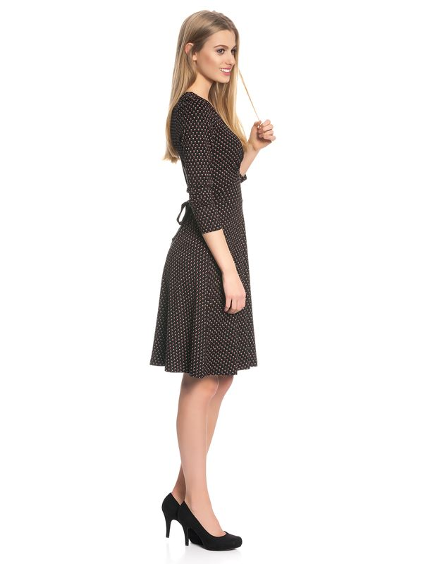 Vive Maria Lili Marleen Dress for Women Black Allover – Bild 3