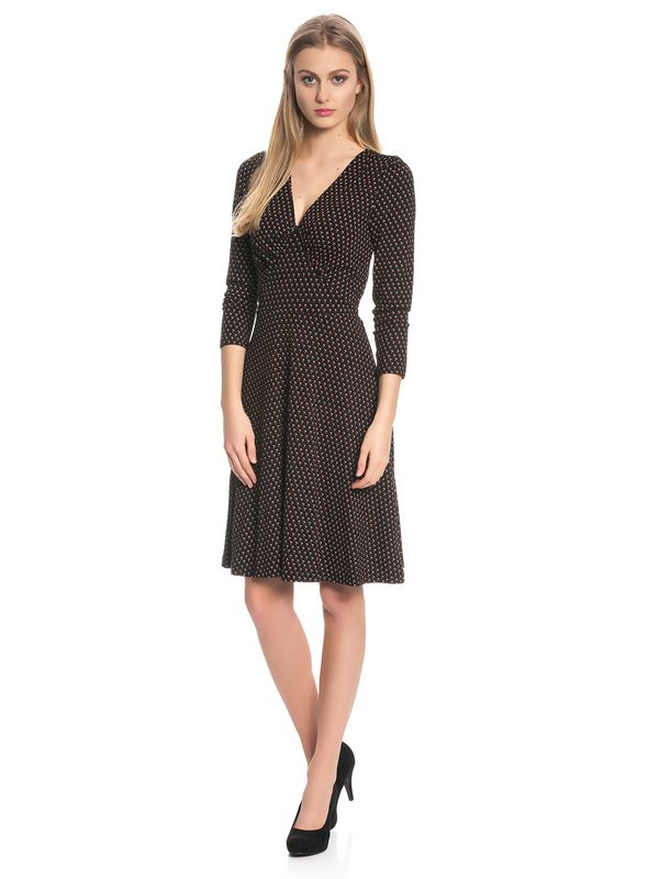 Vive Maria Lili Marleen Dress for Women Black Allover – Bild 1
