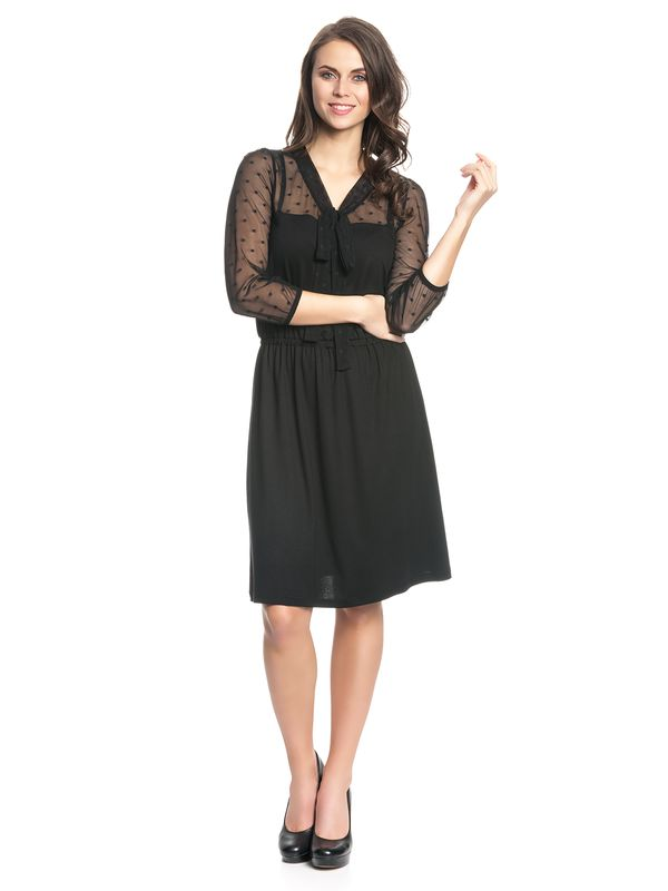 Vive Maria Fanny Dress black – Bild 1