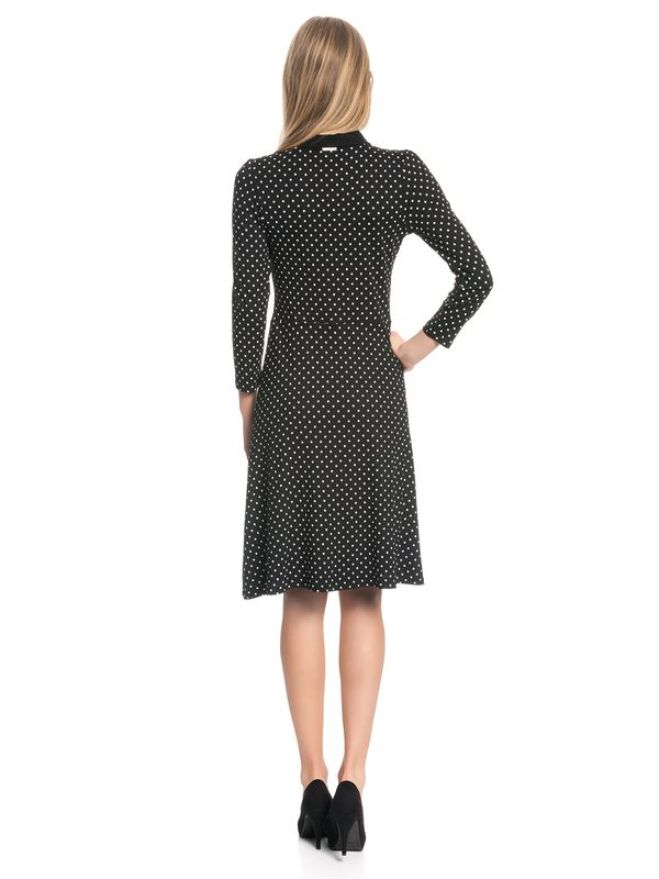 Vive Maria Bella Italia Dress for Women Black – Bild 3