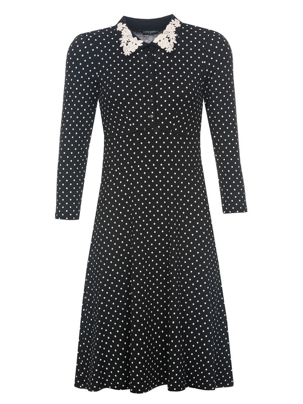 Vive Maria Bella Italia Dress for Women Black – Bild 0