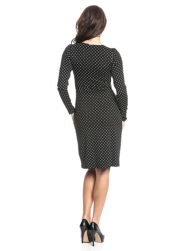 Vive Maria Italian Wrapdress for Women Black – Bild 4