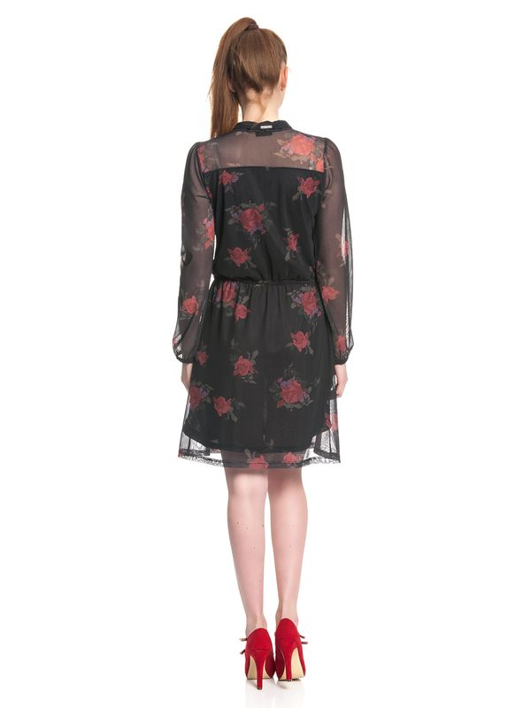 Vive Maria Tender Rose Dress black allover – Bild 4
