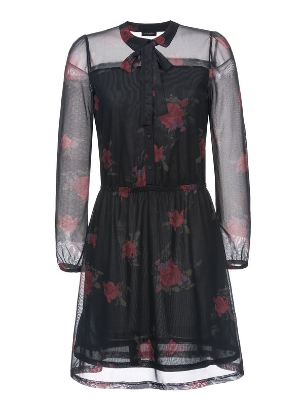 Vive Maria Tender Rose Dress black allover – Bild 0