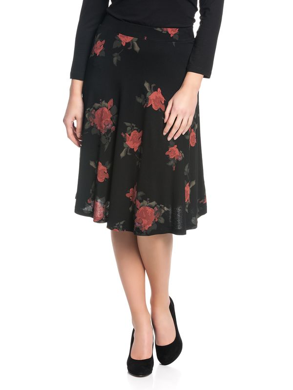 Vive Maria Red Rose Skirt black allover – Bild 1