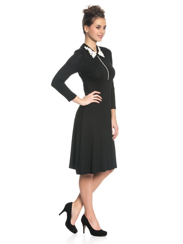 Vive Maria Be Honest Dress black – Bild 2