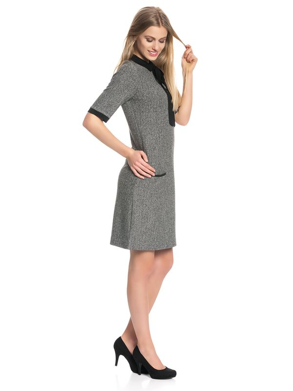 Vive Maria Rue Cambon Dress gray – Bild 2