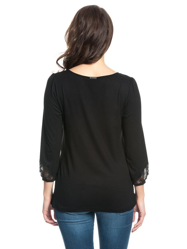 Vive Maria Nice Girl Shirt black – Bild 3