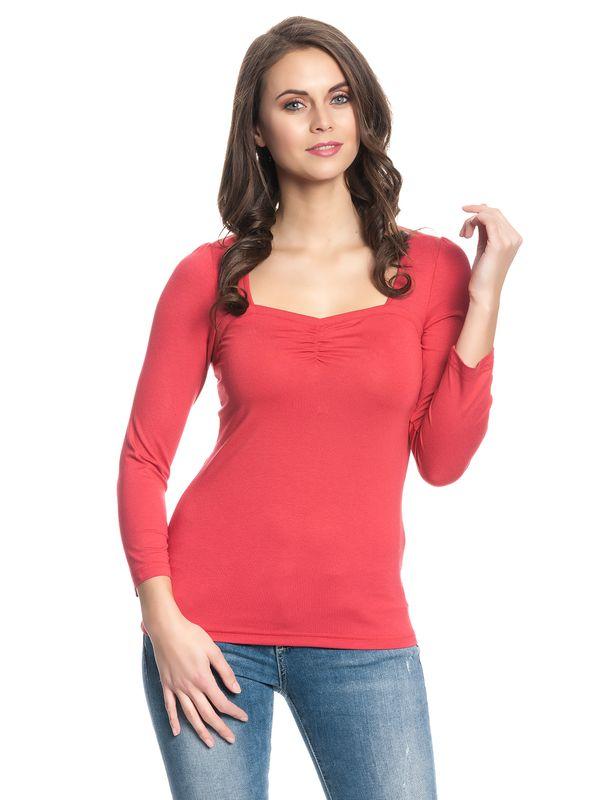 Vive Maria Damen Shirt Rot – Bild 2