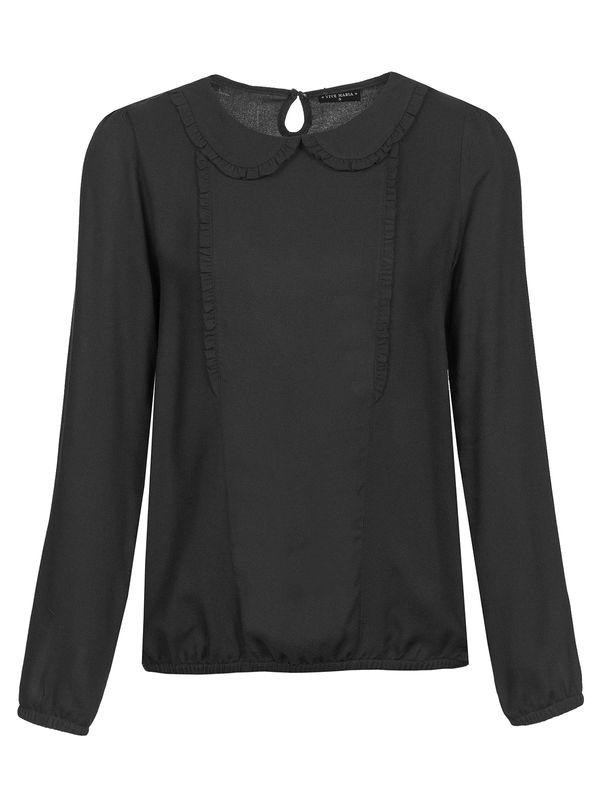 Vive Maria Ladylike blouse black – Bild 0