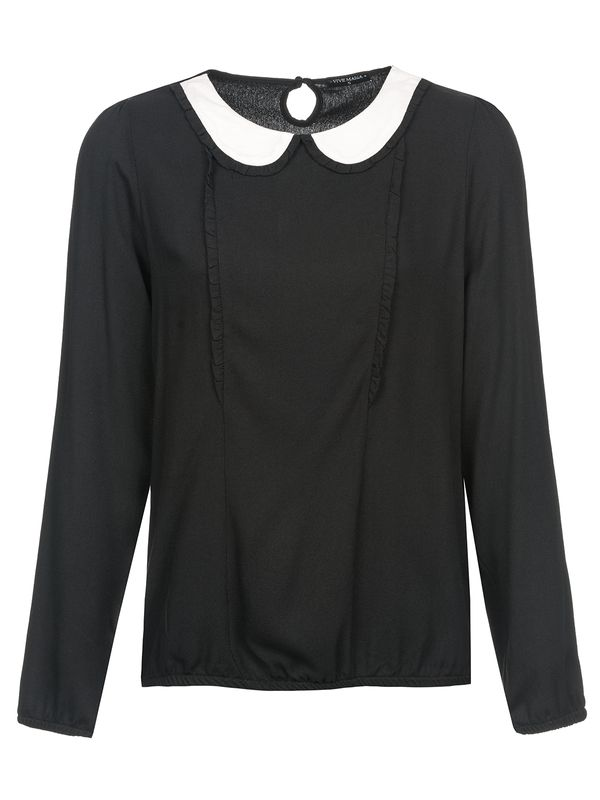 Vive Maria Sweet Lady Blouse black – Bild 0