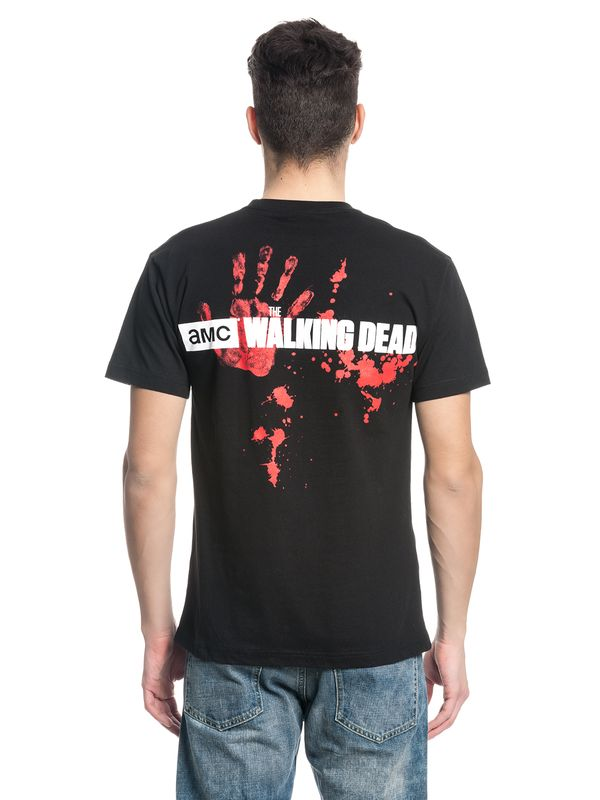 The Walking Dead ZOMBIE HORDE T-Shirt black – Bild 3