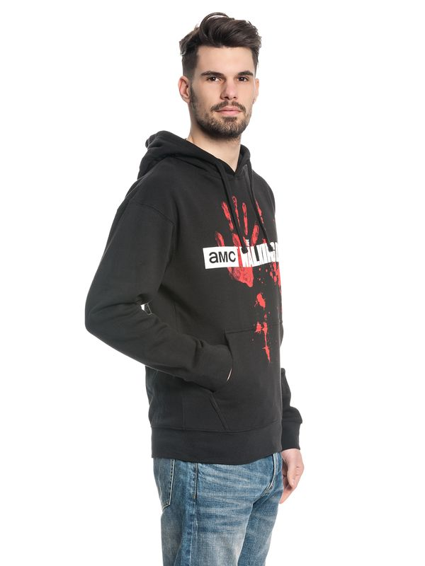 The Walking Dead ZOMBIE HORDE Hooded Sweater black – Bild 3