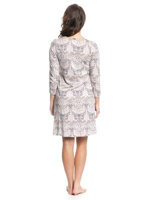 Vive Maria Soft Baroque Damen Nachthemd Allover – Bild 3