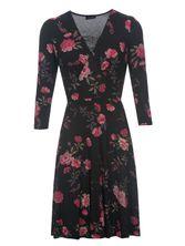 Vive Maria Victorian Girl Dress black allover – Bild 0