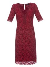 Vive Maria Red Glam Lace Dress red – Bild 0