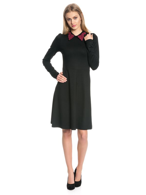 Vive Maria Black Lolita Dress black – Bild 1