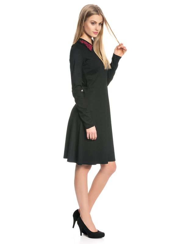 Vive Maria Black Lolita Dress black – Bild 2