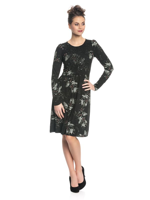 Vive Maria Parisienne Dress black allover – Bild 1