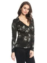 Vive Maria Parisienne Shirt black allover – Bild 2