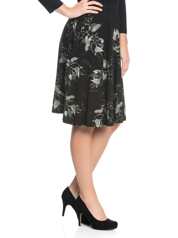 Vive Maria Parisienne Skirt black allover – Bild 3