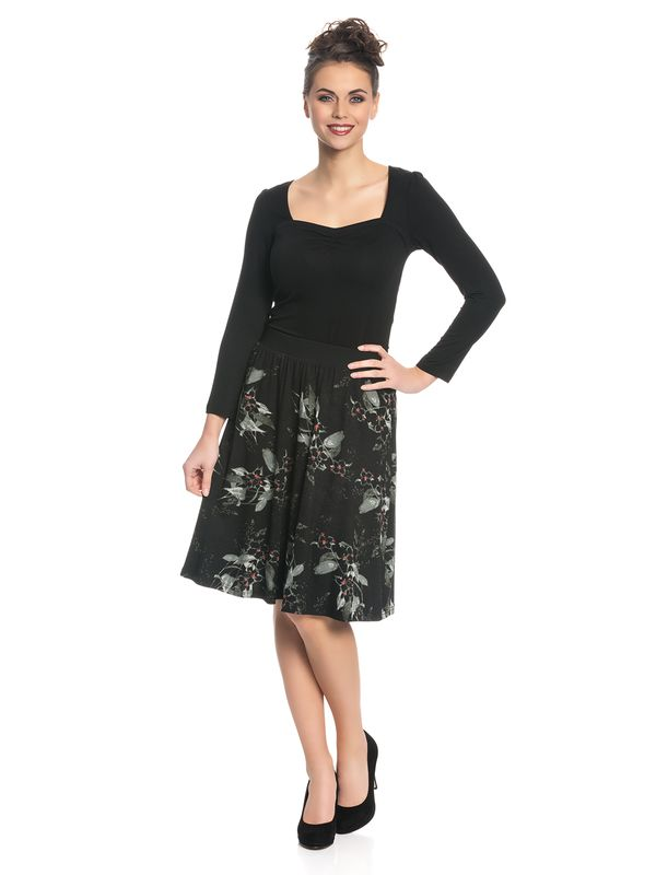 Vive Maria Parisienne Skirt black allover – Bild 5