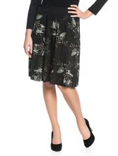 Vive Maria Parisienne Skirt black allover – Bild 1
