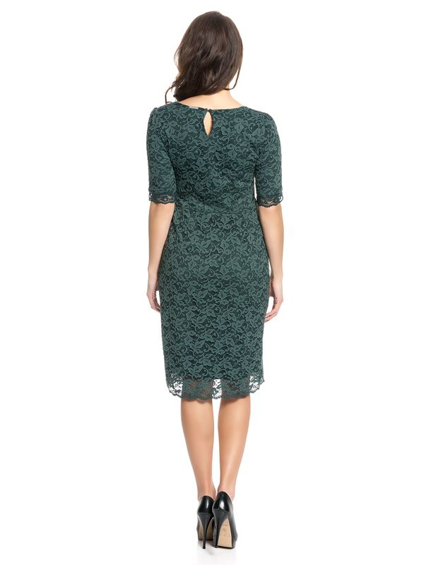 Vive Maria Green Glam Dress dark green – Bild 3