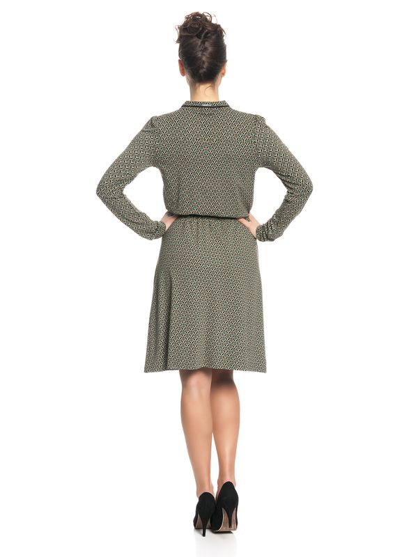 Vive Maria Olive Girl Dress olive allover – Bild 4