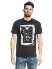 The Walking Dead NEGAN PLAYING CARD Herren T-Shirt black – Bild 2