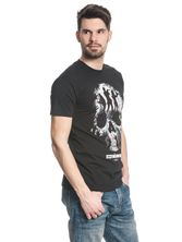 The Walking Dead Heroes Skull Montage Herren T-Shirt black – Bild 2