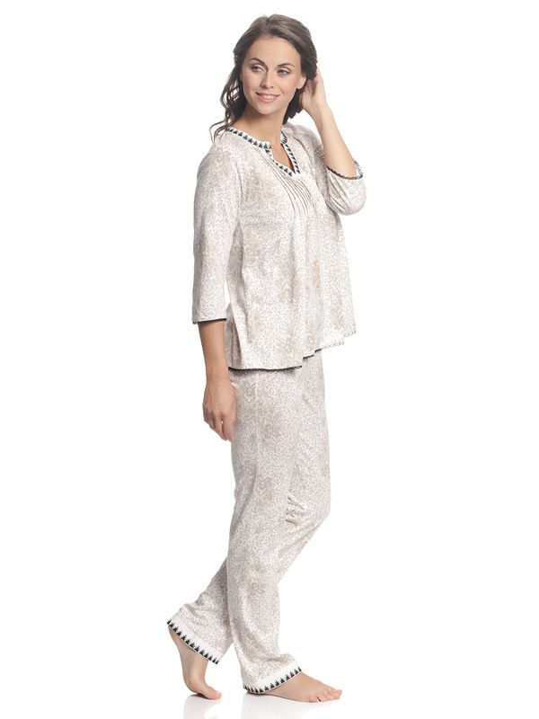 Vive Maria Hippy Dream Pyjama white allover – Bild 4