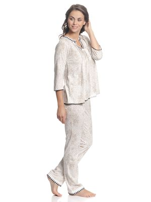Vive Maria Hippy Dream Pyjama Weiß allover – Bild 3