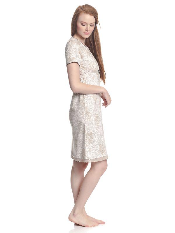 Vive Maria Hippy Dream Nachthemd Weiß Allover – Bild 2