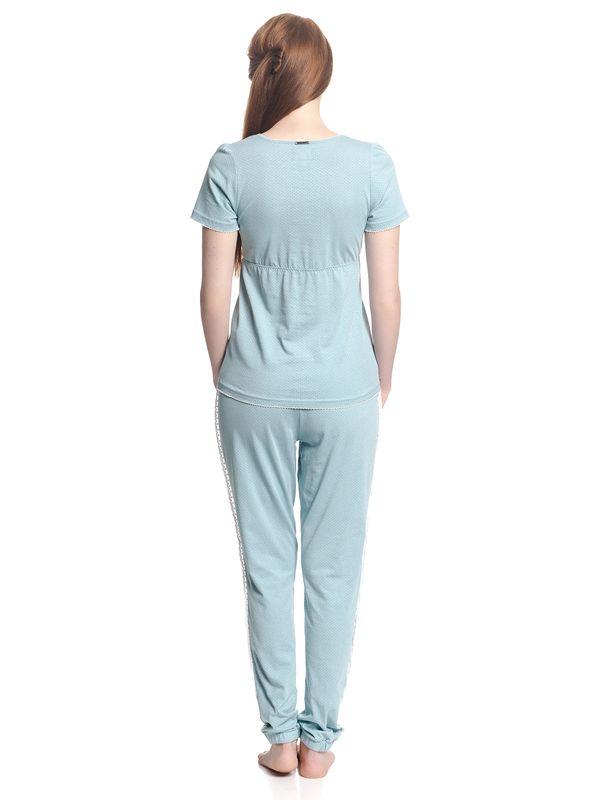 Vive Maria Lullaby Pyjama Blau – Bild 3